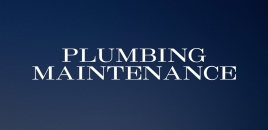 Plumbing Maintenance Mawson Lakes