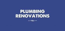 Plumbing Renovations carnegie