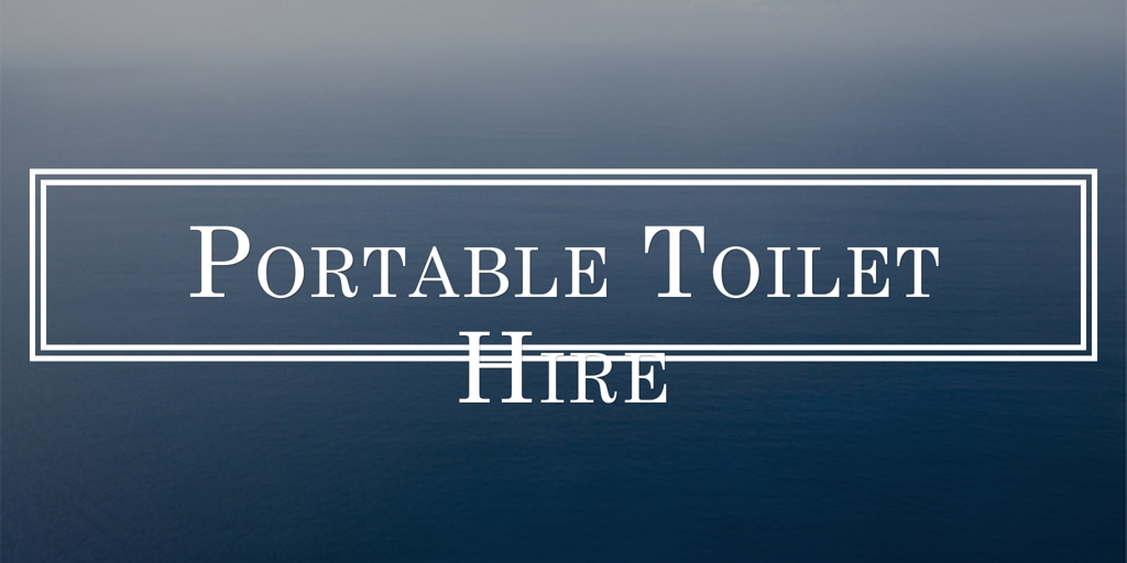 Portable Toilet Hire Wyong