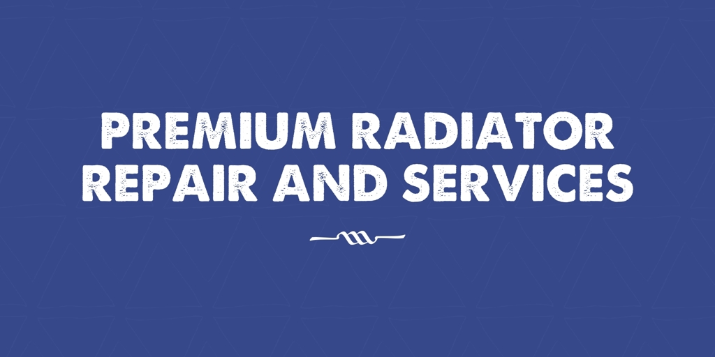 Premium Radiator Repair and Services Northam