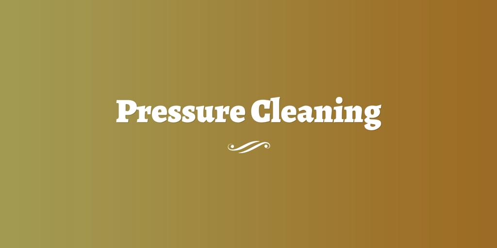 Pressure Cleaning Campsie