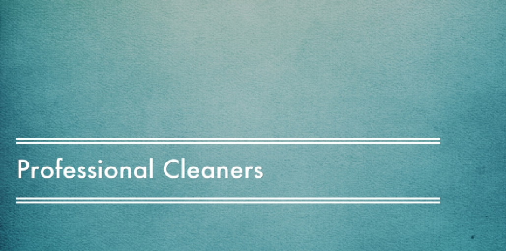 Professional Cleaners Adelaide