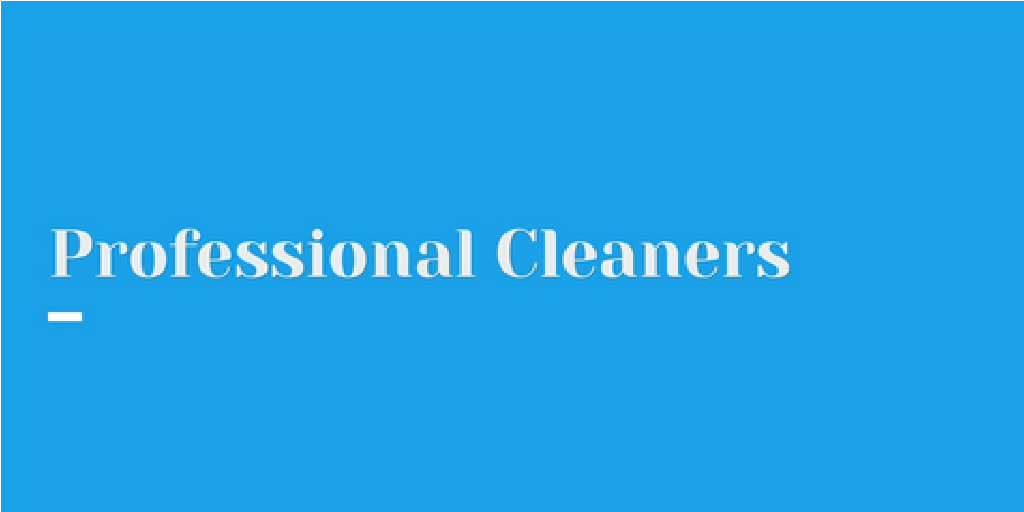 Professional Cleaners Byford