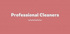 Professional Cleaners Lidcombe