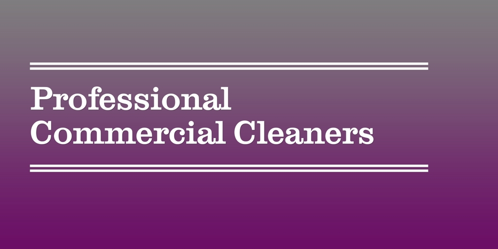 Professional Cleaners Mount Druitt Commercial Cleaners Mount Druitt