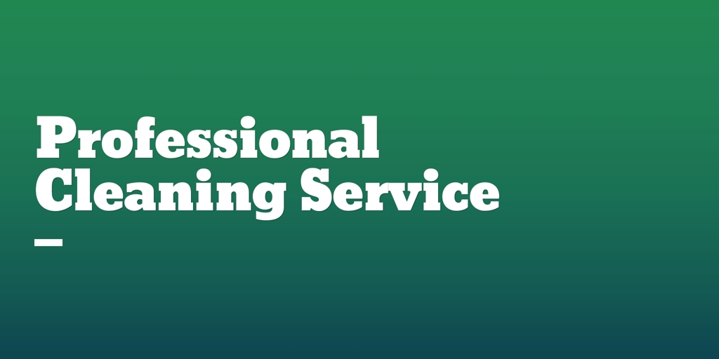 Professional Cleaning Service Kuraby