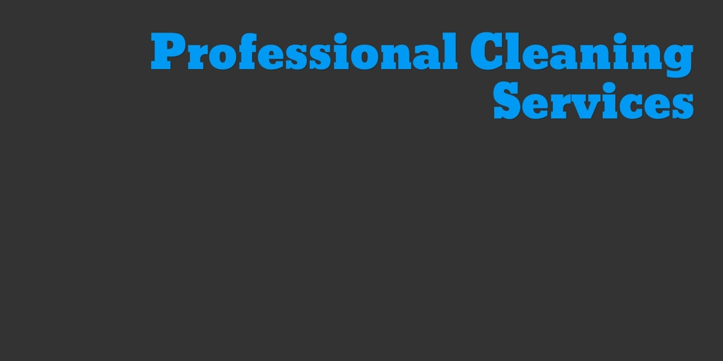 Professional Cleaning Services Oak Park