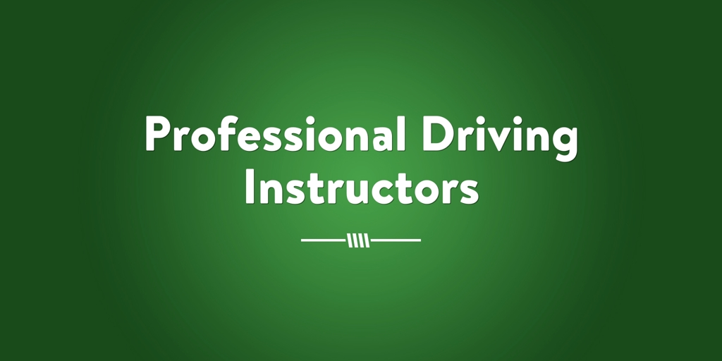 Professional Driving Instructors Wallsend