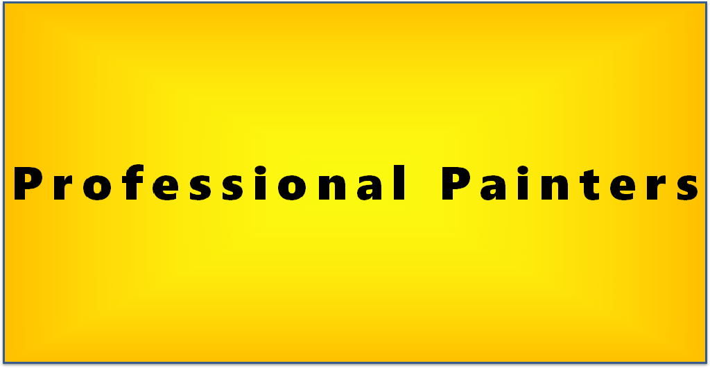 Professional Painters Eastwood