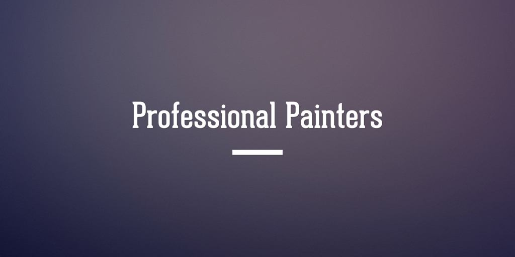 Professional Painters Moorooka  Painters and Decorators Moorooka