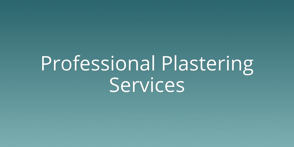 Professional Plastering Services Bexley Plasterers Bexley