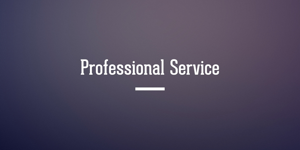 Professional Service holt