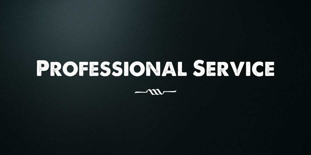 Professional Service Marion