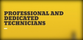 Professional and dedicated technicians Seaford