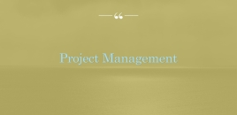 Project Management Ryde