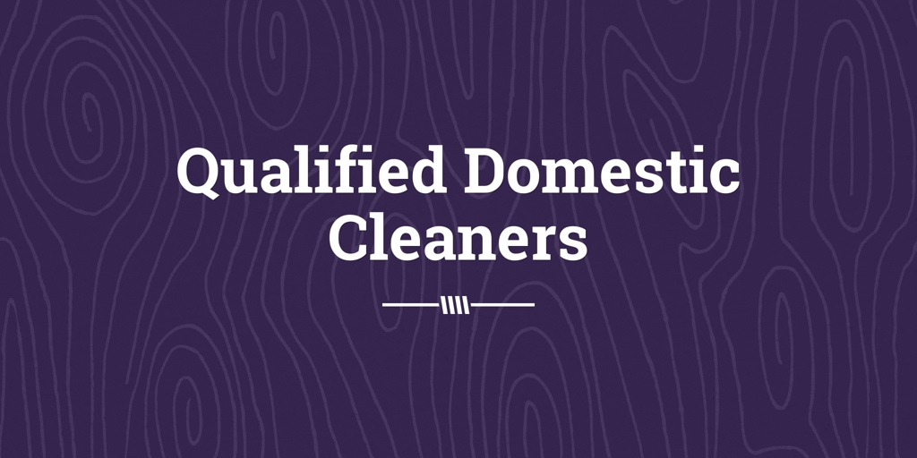 Qualified Domestic Cleaners Bossley Park