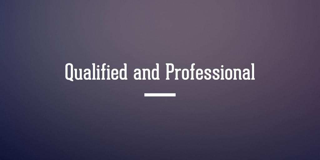 Qualified and Professional Jingili