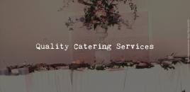 Quality Catering Service Longford