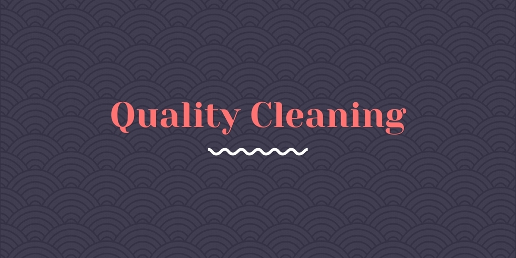 Quality Cleaning sandhurst