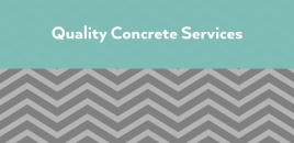 Quality Concrete Services Punchbowl Punchbowl