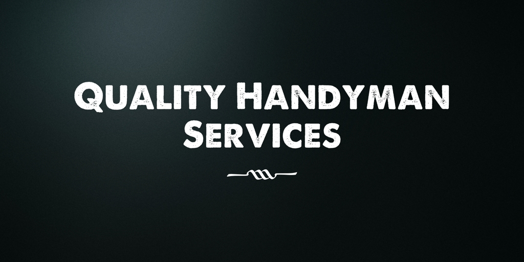 Quality Handyman Service Picnic Point Handyman Services Picnic Point