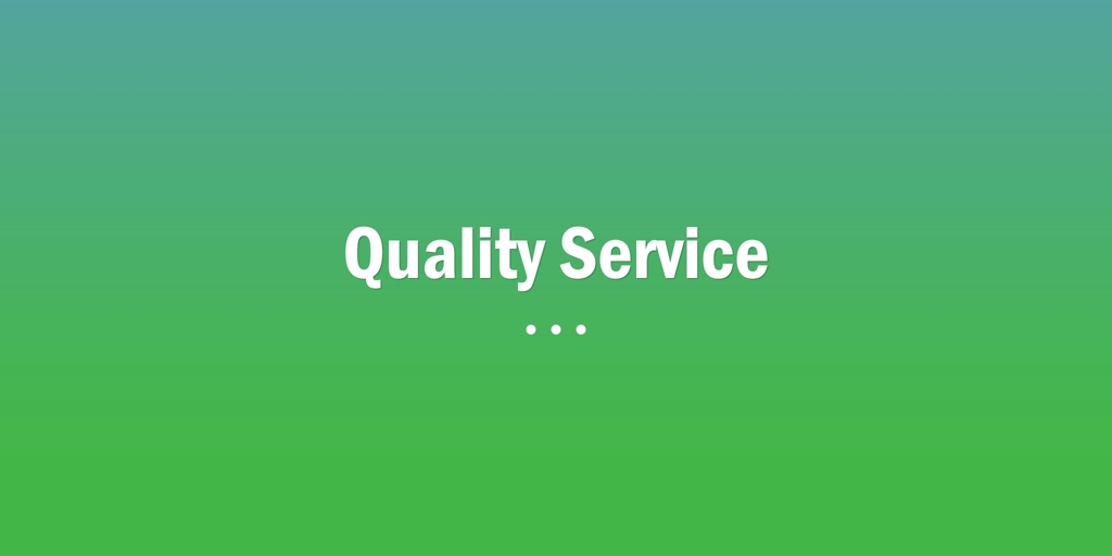 Quality Service Pelican Waters