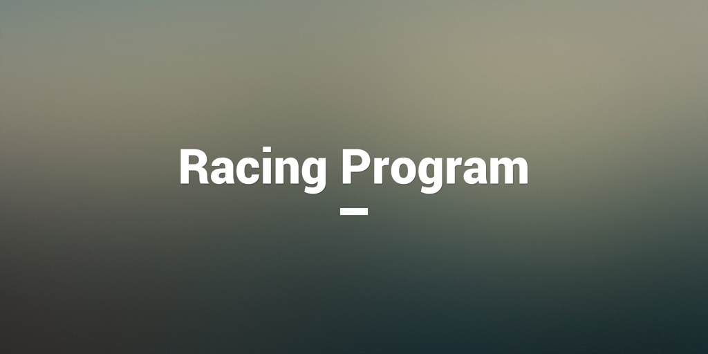 Racing Program Bulimba