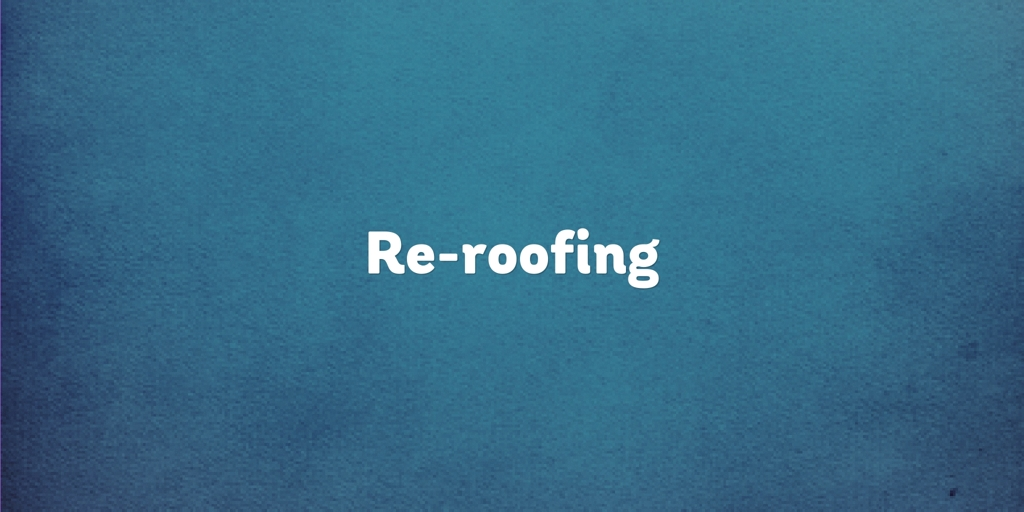 Re roofing Castle Hill