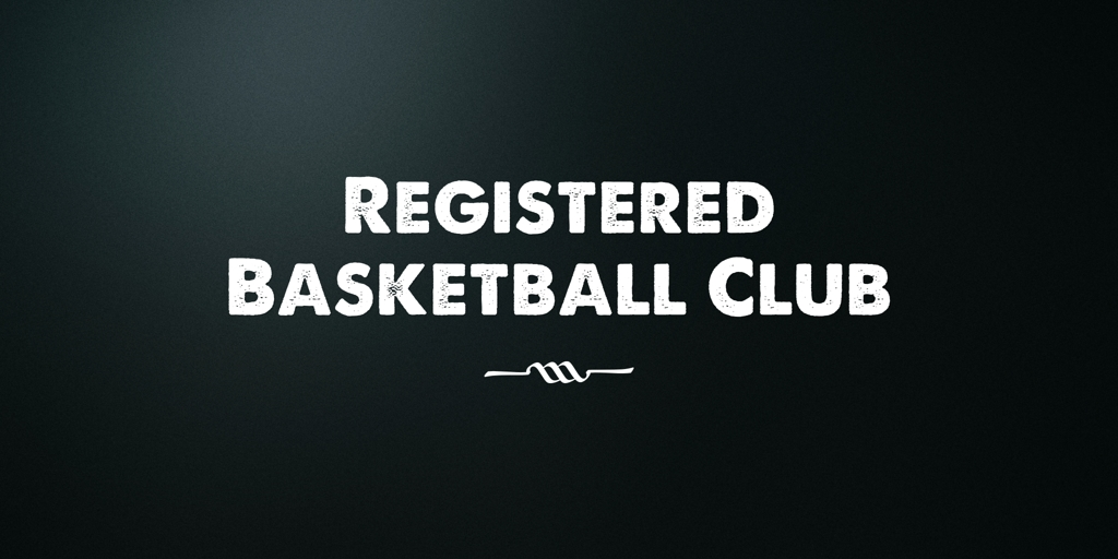 Registered Basketball Club East Victoria Park