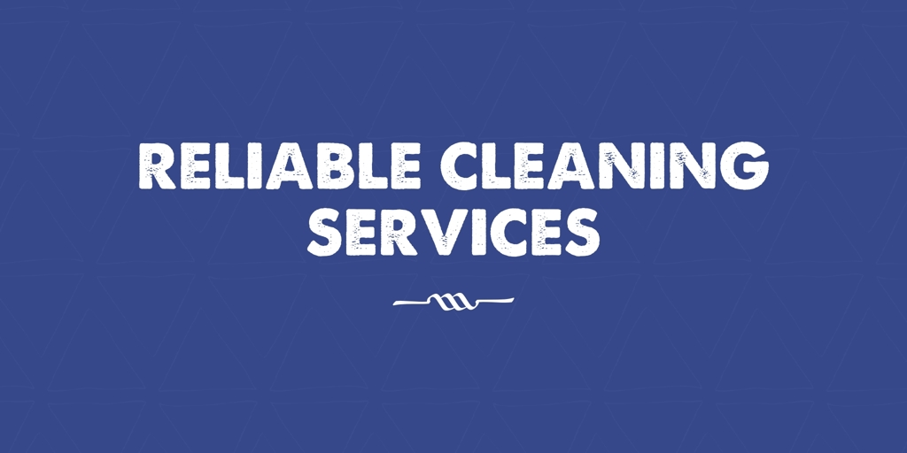 Reliable Cleaning Services Glenwood