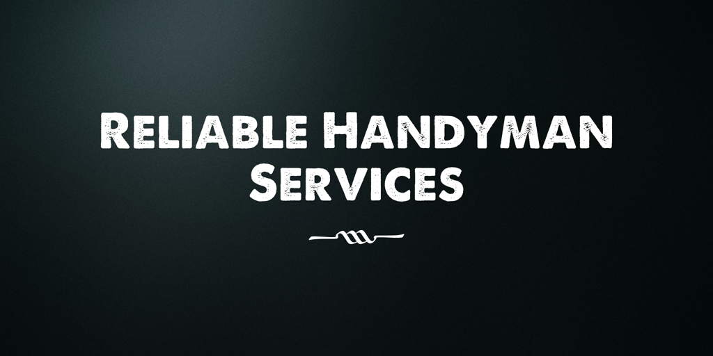 Reliable Handyman Services Picnic Point
