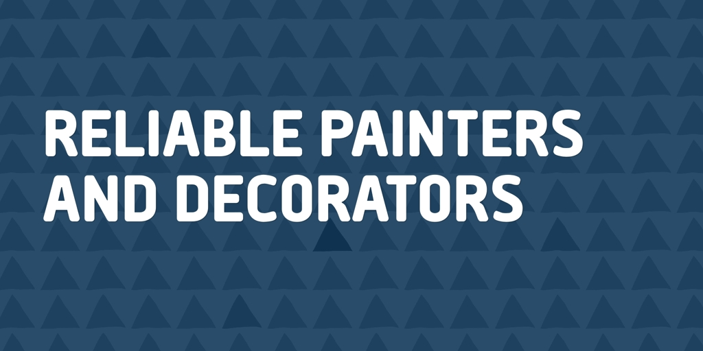 Reliable Painters and Decorators Guildford