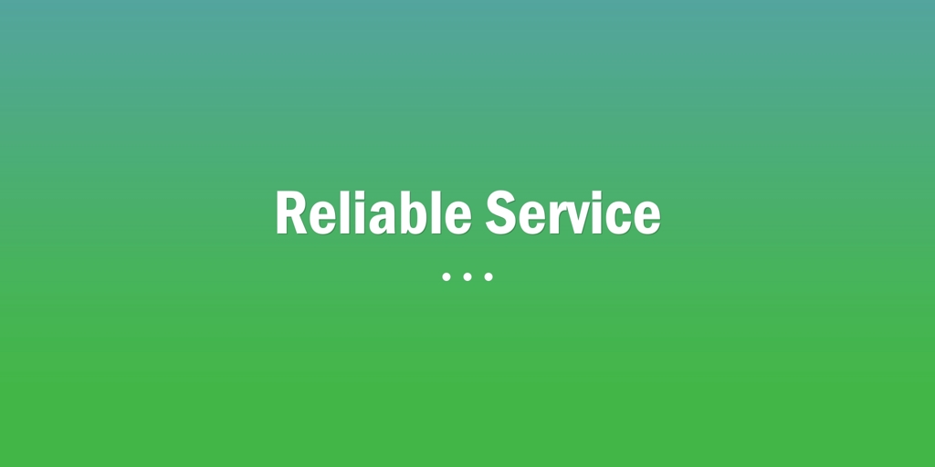 Reliable Service Earlville