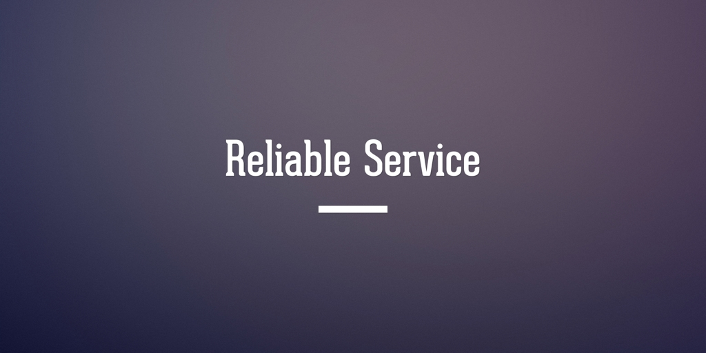 Reliable Service Stanmore