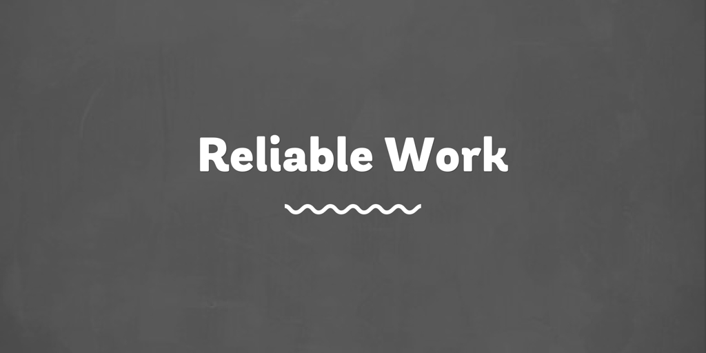 Reliable Work Guildford