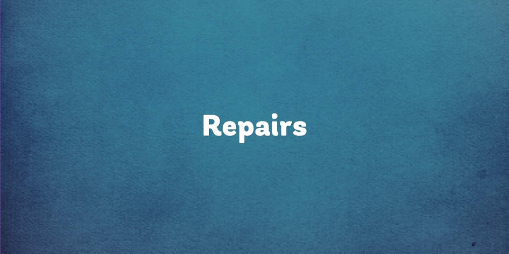 Repairs werribee