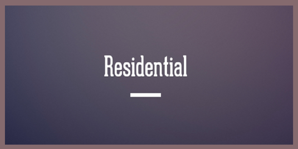 Residential Canberra