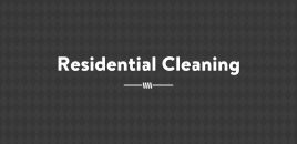 Residential Cleaning New Norfolk