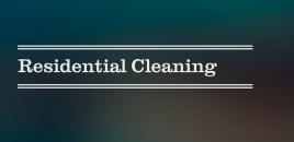 Residential Cleaning Goulburn