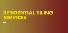 Residential Tiling Services glen huntly