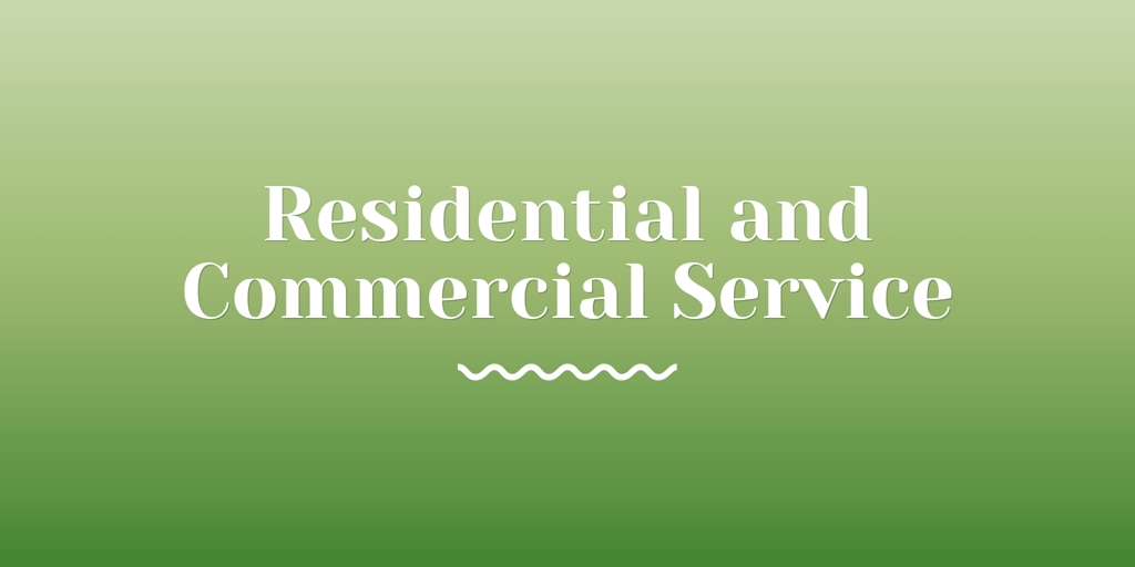 Residential and Commercial Service Darley