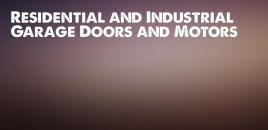 Residential and Industrial Garage Doors and Motors Gosnells Gosnells