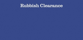 Rubbish Clearance Mascot