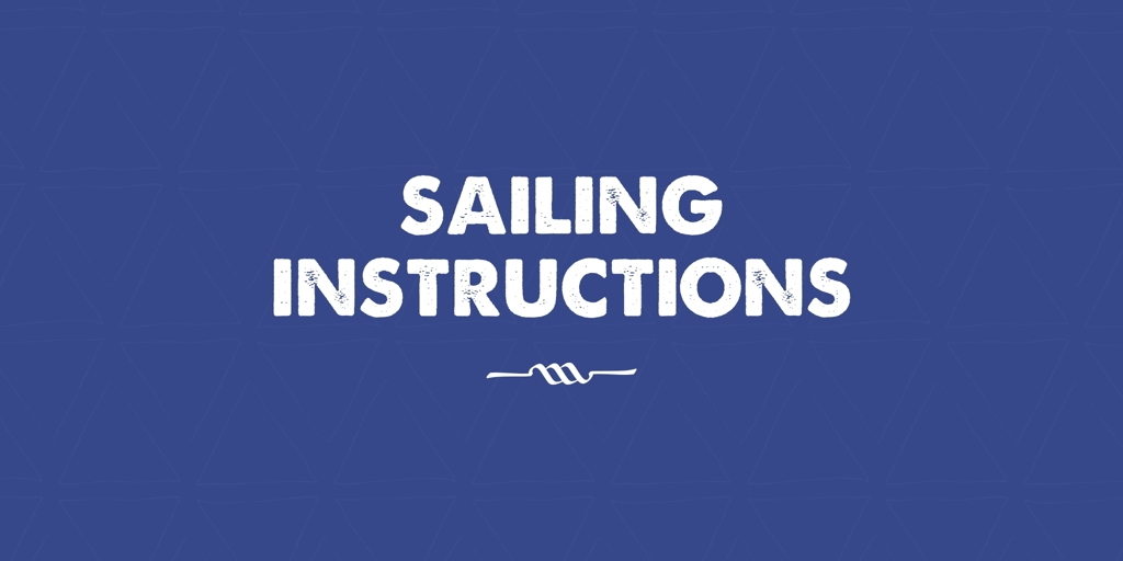 Sailing Instructions Putney