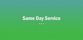 Same Day Service bonner
