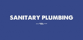 Sanitary Plumbing  | Fairfield Plumbers fairfield