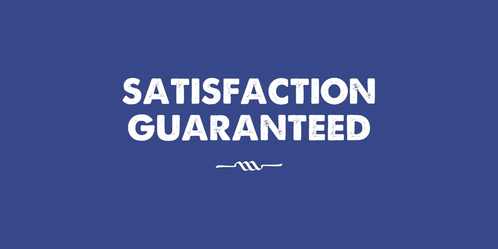 Satisfaction Guaranteed Como