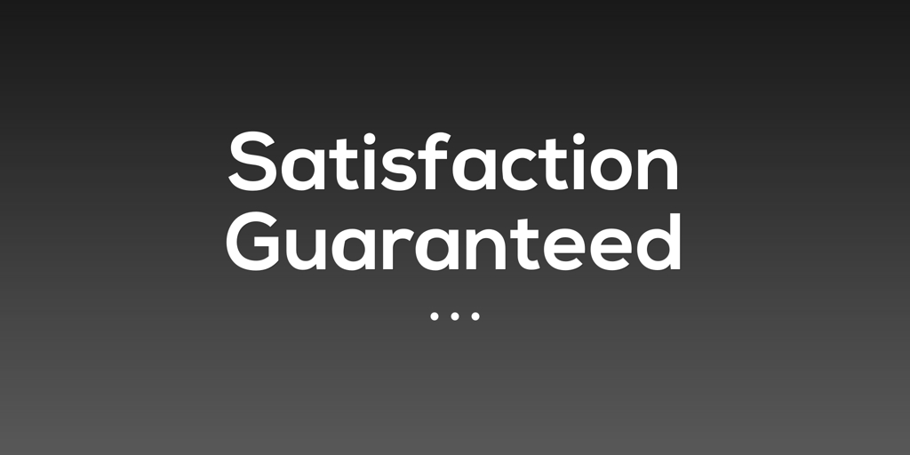 Satisfaction Guaranteed Kirrawee