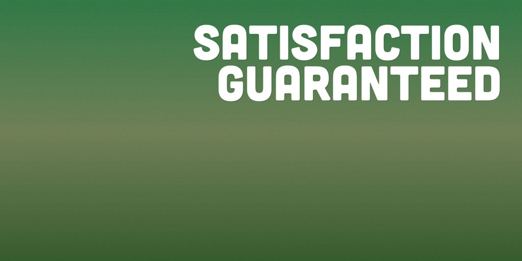 Satisfaction Guaranteed  Ipswich Lawn Cutting and Garden Maintenance Ipswich