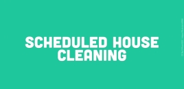 Scheduled House Cleaning Darwin